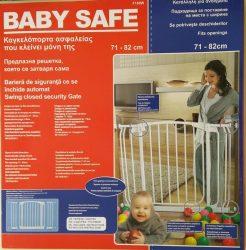 Tür- und Treppengitter Sicherheitsgitter Jumbo Baby Safe (und Verlängerung)