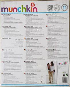 Munchkin-Türgitter