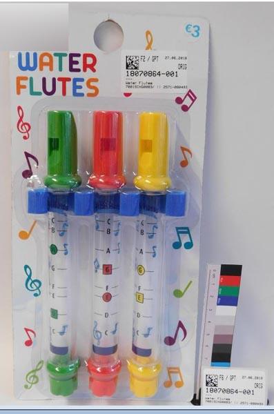 Flöte Flöten Wasserflöten von Primark