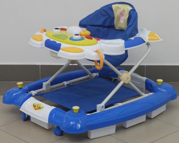 Babywalker Laufhilfe für Säuglinge von Chipolino