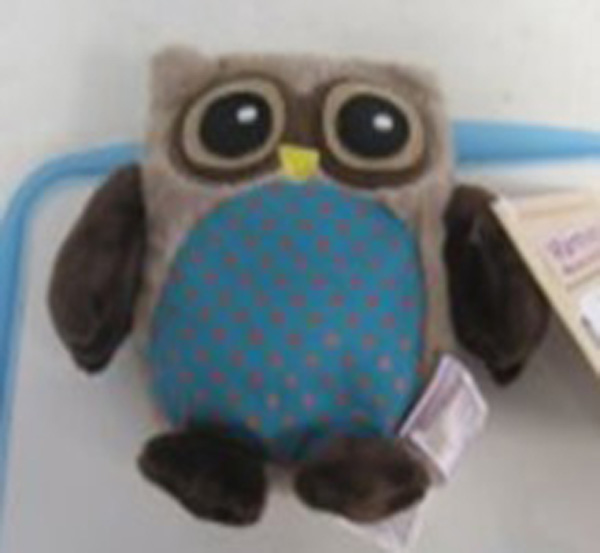 Greenlife brown Owl  Kuscheltier Eule