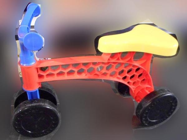 Laufrad Kinder Fahrrad Dreirad von Eddie Toys oder von Tollkühn Schoppartner GmbH