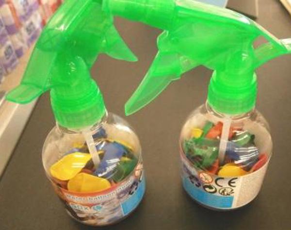 Wasserballon Set 50 Stück mit Pumpe von Tollkühn Schoppartners