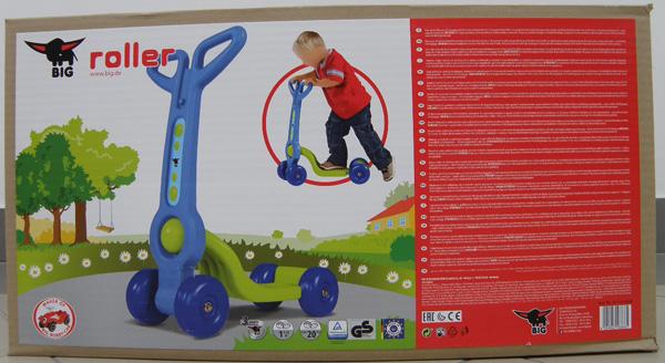 Big Roller Kinderroller Roller für Kleinkinder